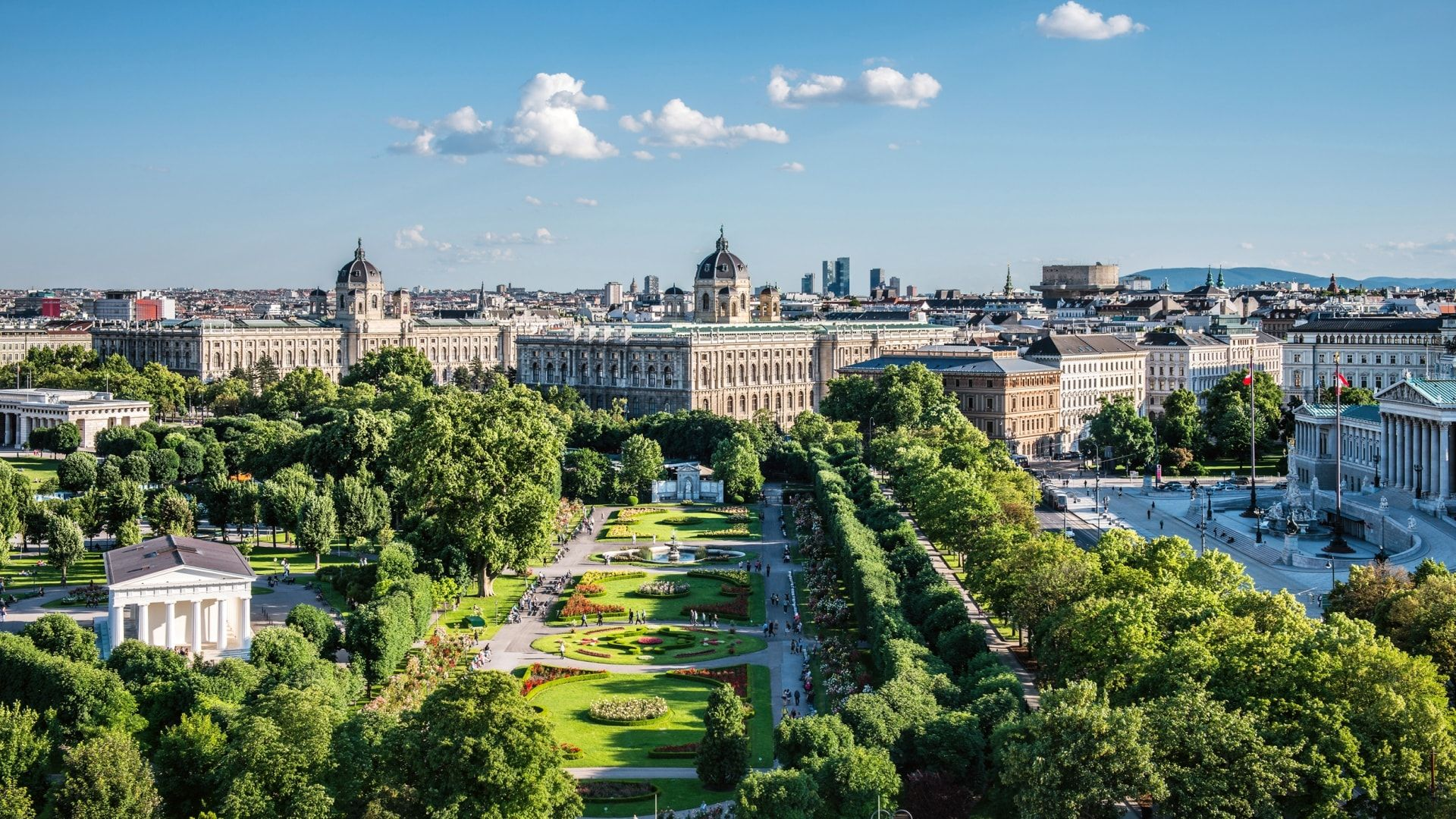 Вена, туры в Австрию